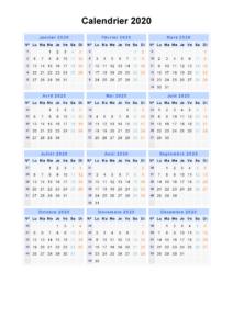 Calendrier Des Saints 2020 Du Jour
