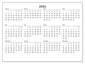 Calendrier Fetes Juives 2021 PDF