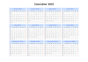 Calendrier Fetes Juives 2022 PDF